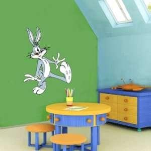 Bugs Bunny Cartoon Wall Decor sticker 25X20 Everything