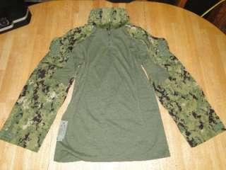 NEW AOR2 Devgru CAG Crye Precision Combat Shirt Navy Seal L/S