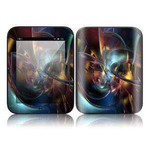 Simple Touch Decal Skin Sticker   Abstract Space Art