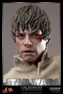 HOT TOYS Star Wars  Luke Skywalker (Bespin Outfit) DX series NIB
