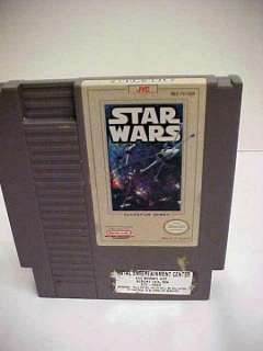 NINTENDO GAME STAR WARS W/STICKERS AX36025