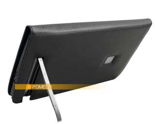 Black Newest Stand Folio Leather Case Cover For 10.1 Archos 101 G9