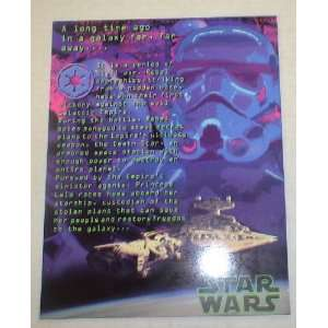 STAR WARS IMPERIAL FORCES KIDS SCHOOL FOLDER Everything