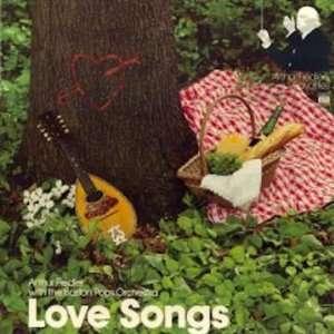 LOVE SONGS (2 8 Tracks) Arthur Fiedler, Boston pops