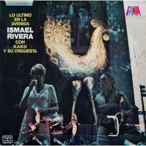 Lo Ultimo en La Avenida Ismael Rivera con Kako y su Orquesta Music
