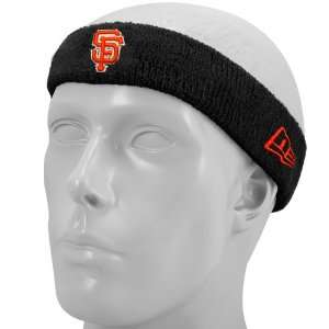 New Era San Francisco Giants Black Team Headband Sports