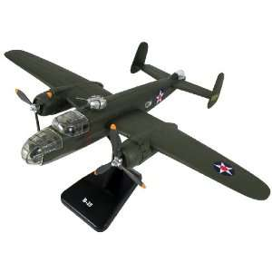 InAir E Z Build B 25 Mitchell Model Kit: Toys & Games