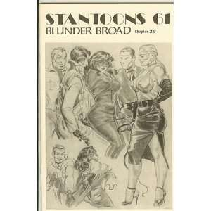Broad Chapter 39 (Stantoons, 61): Eric Stanton:  Books