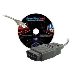 OBDLink SX OBD II Scan Tool w/ Free OBDWhiz Software