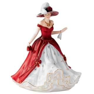 Royal Doulton Pretty Ladies Georgia Figurine of the Year is 2012