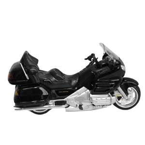 1/12 Honda Gold Wing 2010 (black) Automotive