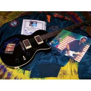 Eric Clapton Signed Autographed electric Guitar
