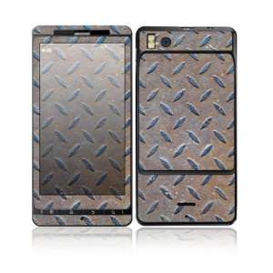 Metal Steel Design Decorative Skin Cover Decal Sticker for