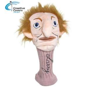 Licensed Larry Three Stooges 460 cc Golf Head Cover NEW