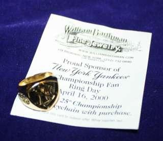 New York YANKEES by William Barthman Baseball Championship Fan Golden