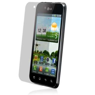 London Magic Store   Privacy Screen Protector For LG Optimus Black