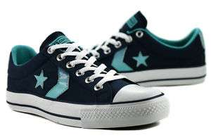 CONVERSE ALL STAR PLAYER OX CANVAS 519859F NAVY WOMEN