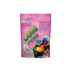 FOOD, Color LORY; Size 16 OUNCE (Catalog Category BirdFOOD) Pet