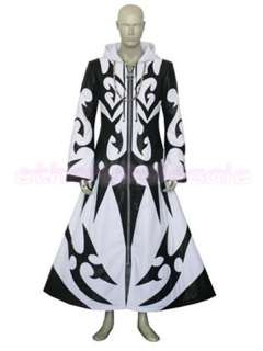 Cosplay  on Kingdom Hearts Organization Xemnas Cosplay Costume Hoodie Coat Sale