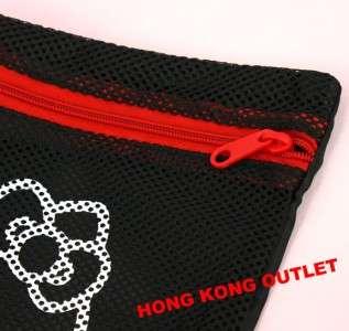 HELLO KITTY Medium Cosmetic Pencil Mesh Bag Case E55f
