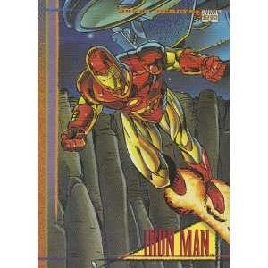 Iron Man #67 (Marvel Universe Series 4 Trading Card 1993