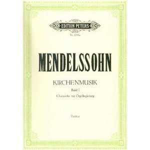 Cello, Kontrabass) Partitur (9790014007928) Felix Mendelssohn Books
