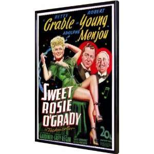 Sweet Rosie OGrady 11x17 Framed Poster: Home & Kitchen