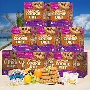 Diet® Chocolate Chip 60 day Supply Valentine Day Gift Health