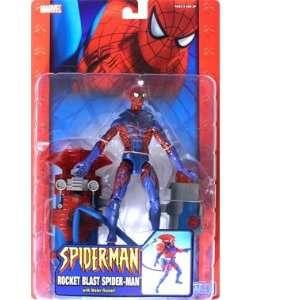 Rocket Blast Spider Man Toys & Games