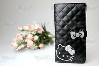 Hello Kitty Wallet Purse with Zipped Coins Pocket #180