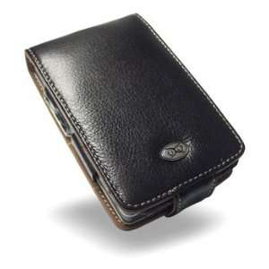 EIXO luxury leather case BiColor for Dell Axim X30 Flip