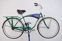1997 Schwinn Rolling Rock Phantom Balloon tire bicycle bike green