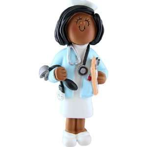 3905 Nurse Female Ethnic African American Personalized