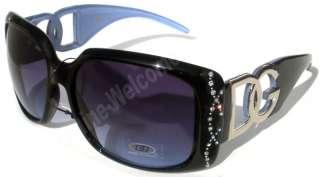 New DG RHINESTONE stylish women Sunglasses shades 2813