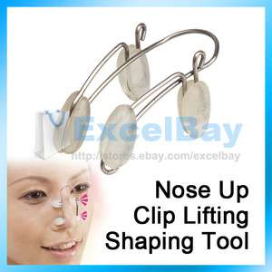 Beauty Massager Nose Up Clip Lifting Shaping Clipper Tool Nose Facial