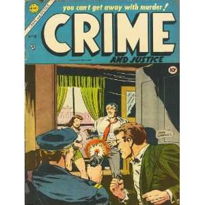 Crime and Detective Golden Age Digital Comics Collection