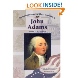 John Adams Second U.S. President (Revolutionary War