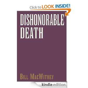 Start reading Dishonorable Death on your Kindle in under a minute