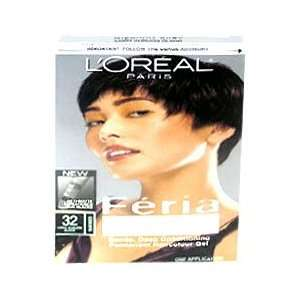 Loreal Feria # 32 Lt Auburn Black Size KIT Beauty