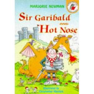 Sir Garibald and Hot Nose Pb (Yellow Storybook) Marjorie Newman