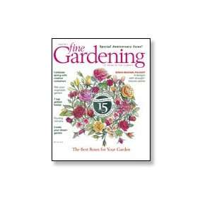 Fine Gardening Magazine, March/April 2003: Todd Meier: Books