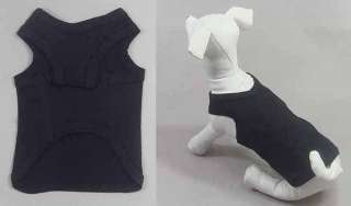 Dog Clothing Pet Clothing Dog T shirt Tank Top Dog Shirts Pet Clothes