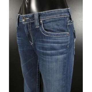 NWT Womens BIG STAR Jeans LOW RISE Boot Cut JUNCTION REMY Long