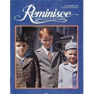 Reminisce Magazine: march/april 2003: Reminisce Editors