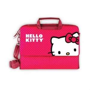 Top Quality Hello Kitty KT4335R Laptop Case  Red By Hello