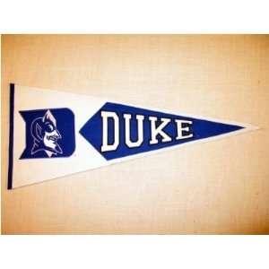 Duke University Blue Devils Mascot   Classic NCAA College