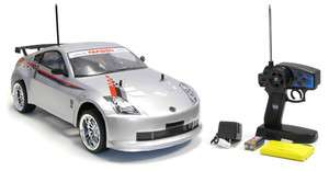 NEW Nissan 350Z Drift Electric RTR RC Car Radio Control Vehicle Race