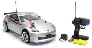 NEW Nissan 350Z Drift Electric RTR RC Car Radio Control Vehicle Race