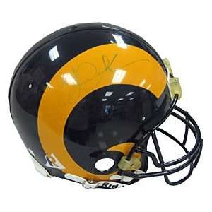 Eric Dickerson Autographed / Signed St. Louis Rams Helmet (TriStar
