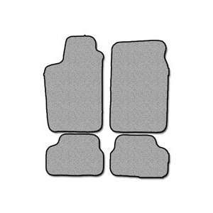 Isuzu Impulse Touring Carpeted Custom Fit Floor Mats   4